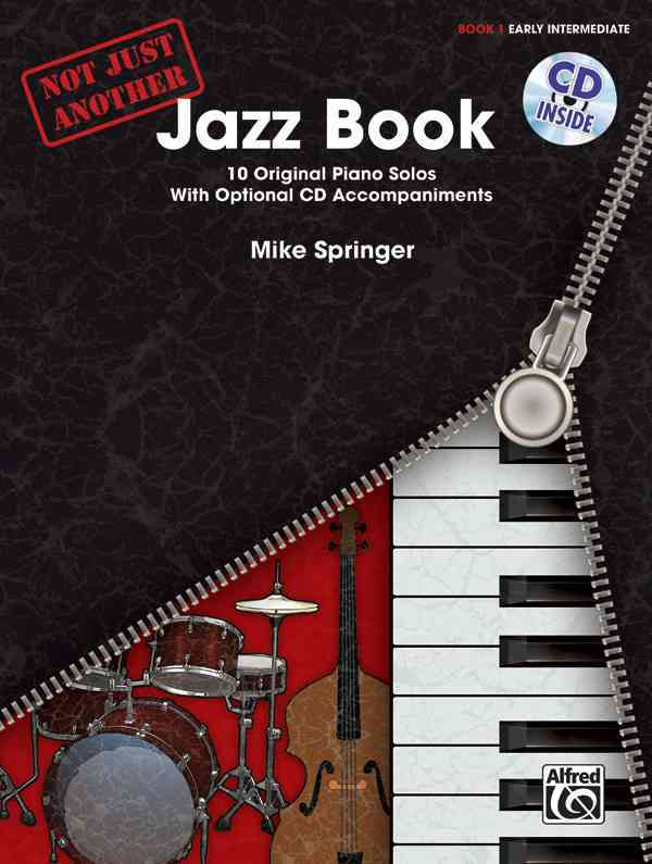 Not Just Another Jazz Book By Springer, Mike (COP)